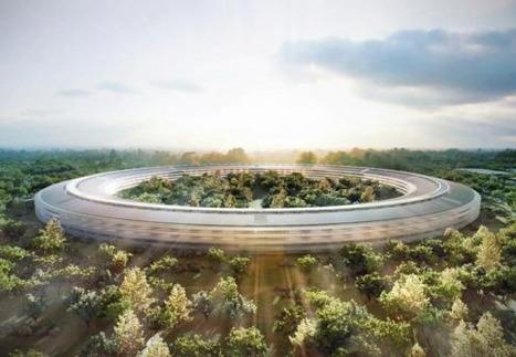 Google, Facebook, Apple et Amazon: Des forteresses coupées du monde   The Architecture of the City   Scoop.it