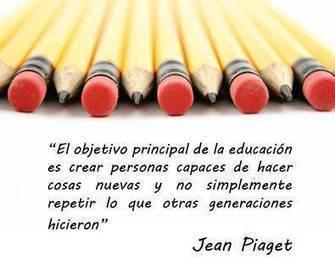 Aprender, no es repetir lo de siempre, si no crear ideas nuevas! | Educación a Distancia y TIC | Scoop.it