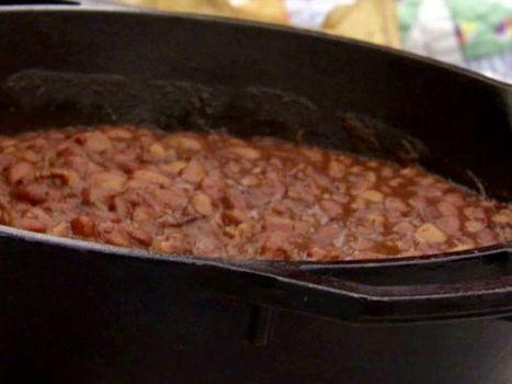 Cowboy Bacon Beans | Shrewd Foods | Scoop.it