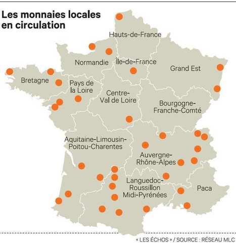 En France, les monnaies locales passent au digital | Territoires en transition, ESS et circuits courts | Scoop.it