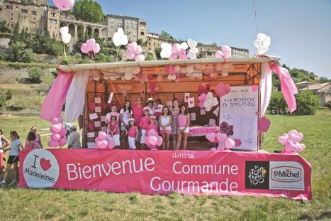 Un 5ème Tour de France pour les Madeleines St Michel | Sponsoring Sportif | Scoop.it