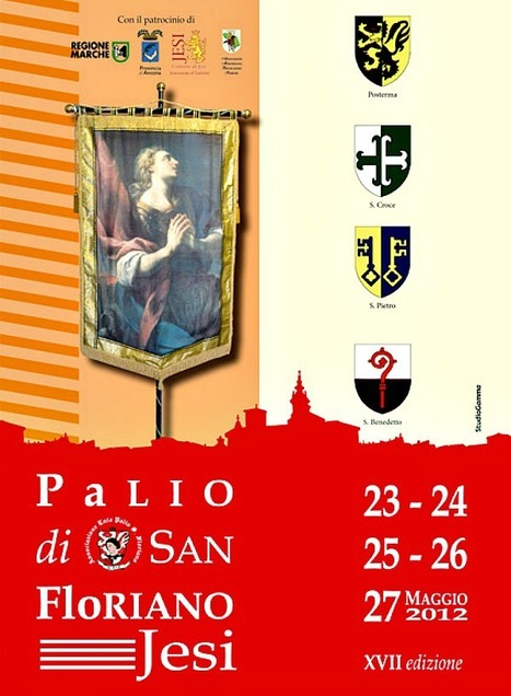 Palio di San Floriano - Jesi 2012 | Le Marche another Italy | Scoop.it