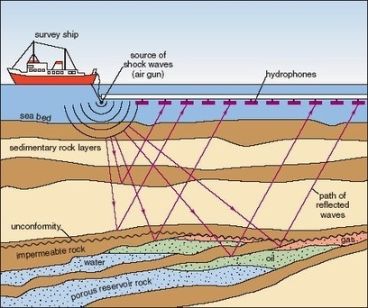 Many Usage of Seismic Profiles Generated Through Seismic Surveys - First Bloger | Guest Blogging | Scoop.it