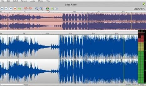 Éditeur audio en ligne gratuit c'est TwistedWave | SlyDnet | Créer des rythmes et des mélodies en toute liberté sur le Web | Scoop.it