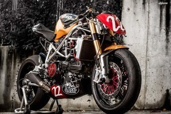 Radical Ducati Matador | Motorcycle World | Scoop.it