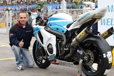 TT Rider Luis Carreira Dies During Macau GP Qualifying - StudentNewsIE.com | isle of man tt races | Scoop.it