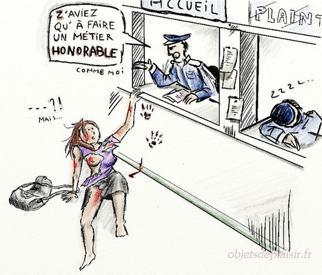 Prostitution en France : Interview de Manon, travailleuse du sexe et porte-parole du Syndicat du Travail Sexuel | Objets de plaisir | #Prostitution : putes en lutte : paroles de celles qui ne veulent pas être abolies | Scoop.it