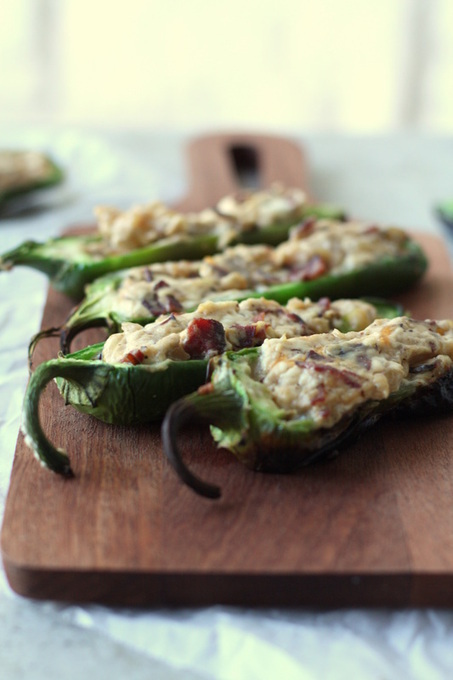 Bacon, Cream Cheese & Water Chestnut Stuffed Jalapenos | The Art Of Comics | Scoop.it