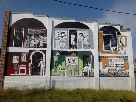 exterior/ interior murals | DOCTA TOONZ LAB | Scoop.it