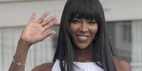Naomi Campbell Reveals Plans To Launch A Clothing Line & Says Fashion ... - Huffington Post | SEXY | Scoop.it