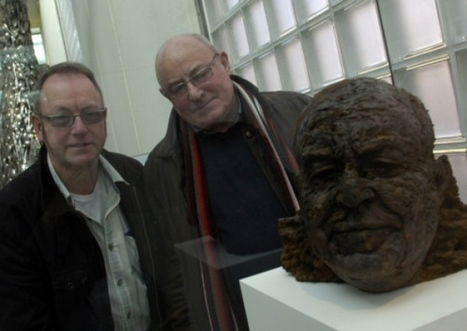 Clean sweep as Anthony shows his creative metal - Sheffield Telegraph   Metal Art   Scoop.it