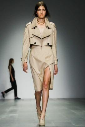 Split-second preview @styledotcom #LFW #LondonFashionWeek #SS15 #mariosschwab http://t.co/PQ1YEtCL5E   Fashion   Scoop.it