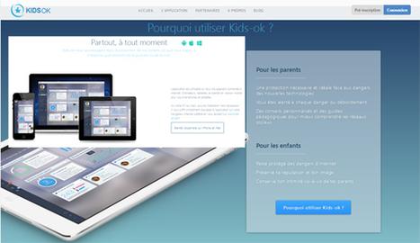 KIDS OK - un contrôle parental réseaux sociaux pédagogique pour dialoguer sans interdire | Ressources pédagogiques numériques pour l'informatique et les TIC | Scoop.it