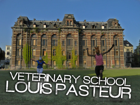 Veterinary school Louis Pasteur - Urbex Session : An Abandoned World | Urbex Session | Scoop.it