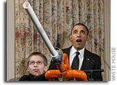 President Obama to Host First-Ever White House Maker Faire - Space Ref (press release) | Online learning communities | Scoop.it