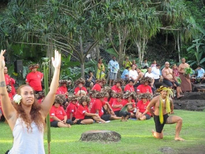 "Le ""Songe de Taupapa"" au marae Arahurahu (photos) | Tahiti Infos | Océanie | Scoop.it"