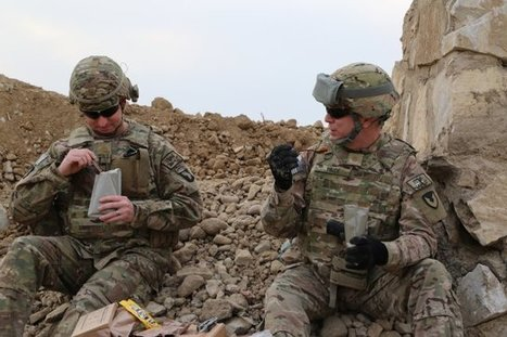 Research team shapes future of combat rations - United States Army (press release) | NGOs in Human Rights, Peace and Development | Scoop.it