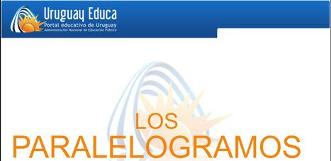 PARALELOGRAMOS | CENTRO CEIBAL TECNOLOGÍA DE FLORIDA | Scoop.it