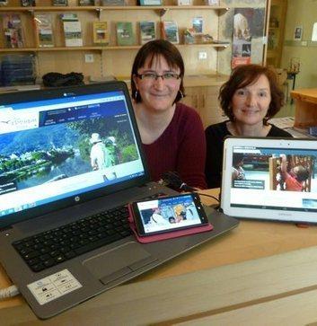 L'office de tourisme d'Entraygues est en ligne | L'info tourisme en Aveyron | Scoop.it