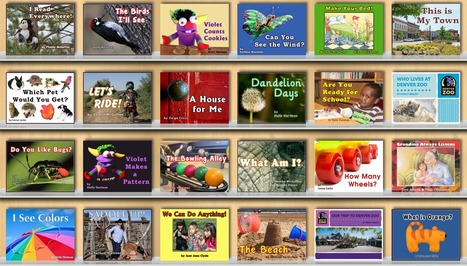 Unite for Literacy Offers Free Early Literacy eBooks | Teaching English | Scoop.it