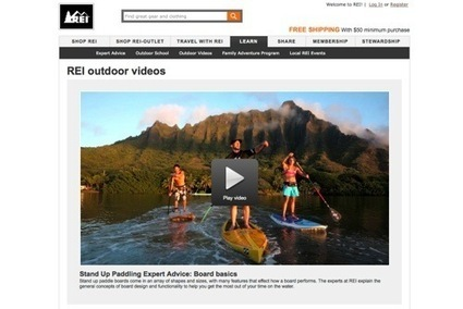 10 Sites Using Video Creatively to Engage Customers | Marketing Communication | Scoop.it
