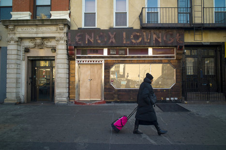 The Lenox Lounge, a Harlem Nightspot So Iconic They'll Reopen It. Twice. | Jazz Vibes | Scoop.it