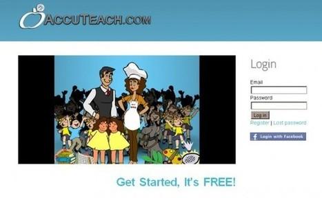 AccuTeach, herramienta que conecta profesores con otros educadores, padres y madres | E-Learning, M-Learning | Scoop.it