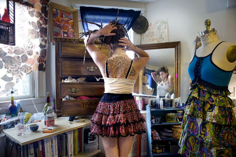 Rania Matar A Girl and Her Room | La Lettre de la Photographie | Visual Culture and Communication | Scoop.it