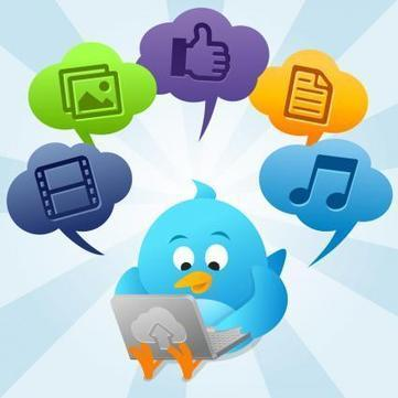 205 Excelentes aplicaciones para Twitter | Tecnologias m-learning | Scoop.it