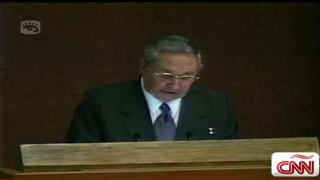 Raúl Castro anuncia su retiro... ¿está Cuba preparada para la transición de poder? | Changes in Cuba since Raul Caustro coming to power | Scoop.it