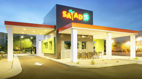 Can A Drive-Thru Salad Bar Change Fast Food Forever? | Vertical Farm - Food Factory | Scoop.it