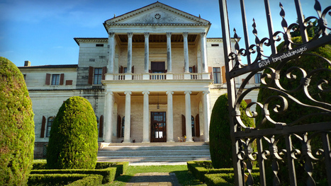 Framing Palladio: Villa Cornaro | Italia Mia | Scoop.it