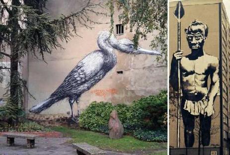 Le street art aura son parcours près de Paris | Tourisme de randonnées                                                                                                                                                                                 & Sports de nature pour les pros | Scoop.it