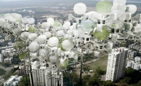 Aakash Skyscraper- eVolo | Architecture Magazine | softwares | Scoop.it