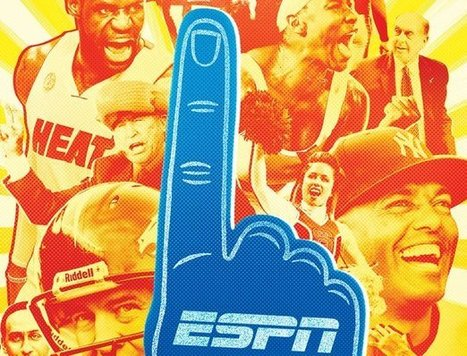 The Global Dominance of ESPN | Tech Innovation and Entrepreneurship | Scoop.it