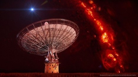 Mystery space signals baffle astronomers - Skymania News | Science is Cool! | Scoop.it