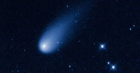 NASA Goes Low-Tech: Sends Balloon to Study Comet ISON | Technology | Scoop.it