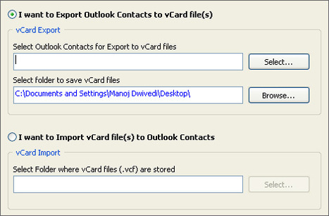 Convert Outlook to vCard and vCard to Outlook in BULK | vCard Import Export For Microsoft Outlook | Scoop.it