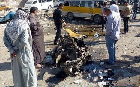 Al menos 37 muertos en una cadena de atentados en Bagdad | Objetivo... Irak | Scoop.it