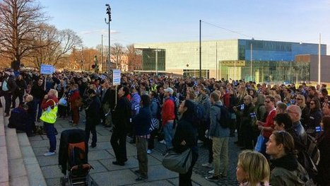 Hundreds Rally for Tolerance (Finland)   anti-racism framework   Scoop.it