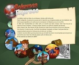 Sciences express > Produits | Formation et culture numérique - Thot Cursus | beebac | Scoop.it