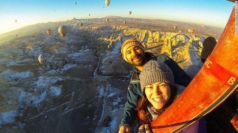 Pareja de blogueros de viajes revela dolor detrás de las fotos perfectas | Cultura y turismo sustentable | Scoop.it