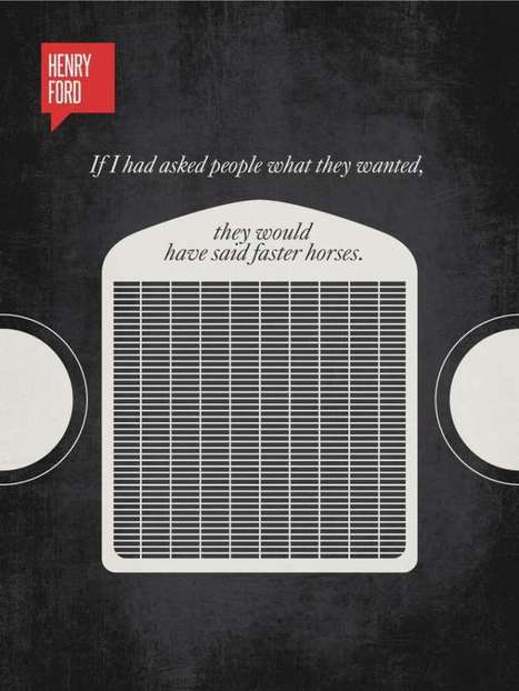 17 Clever Minimalist Poster Quotes #InspiredByDesign   MarketingHits   Scoop.it