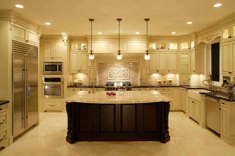 Custom Made Kitchens Perfect for Your ideas and Budget   Home Improvement Centre   Scoop.it