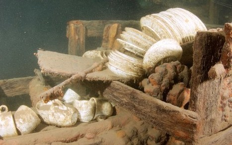 Lake Superior shipwreck discovered, and even the dishes survived | ScubaObsessed | Scoop.it