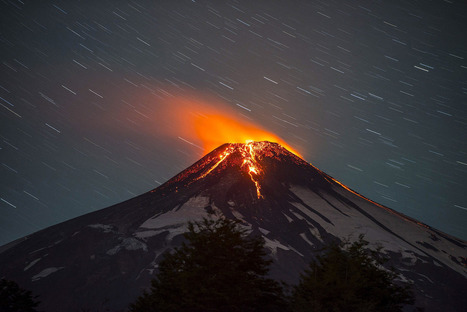 Volcano eruption in Chile evacuates thousands | This Can Be Important To You! | Scoop.it