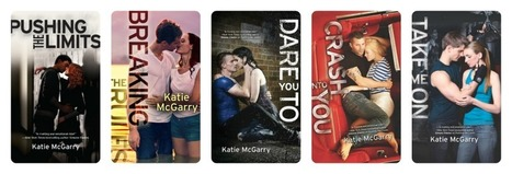 Katie McGarry: Author Interview | Crushingcinders | What's up 4 school librarians | Scoop.it