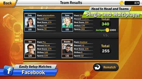 Bowl With Me - Game For Bowling Lovers ! - Gadget 400   Bowl With Me – Game For Bowling Lovers !   Scoop.it