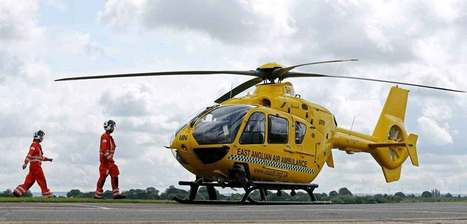 Prince William to Become Air Ambulance Pilot | Photography | Scoop.it