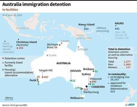 Demands grow for inquiry into Australia refugee abuse | children in detention | Scoop.it